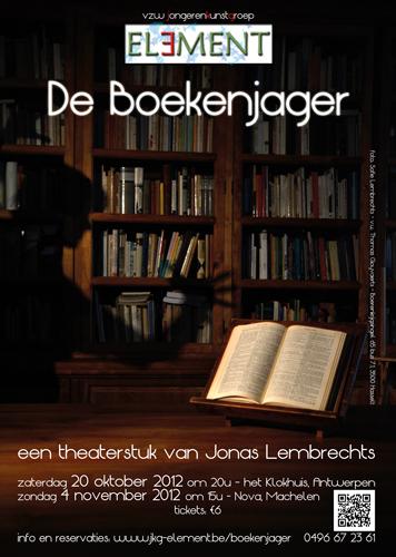 De Boekenjager