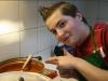 Dinner in Italia